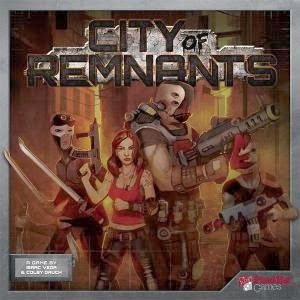 City Of Remnants - Damn, It Feels Good To Be A Space Gangster
