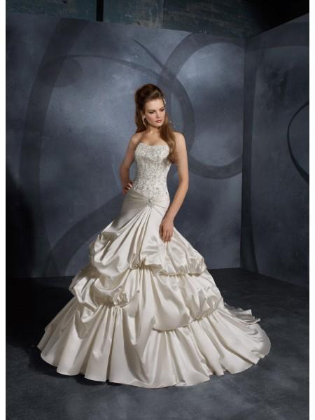 vestidos de novia: Descuentos de la boda de prendas de vestir