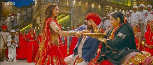 Watch Online Music Video Song Nagada Sang Dhol - Ramleela (2013) Hindi Movie On Youtube DVD Quality