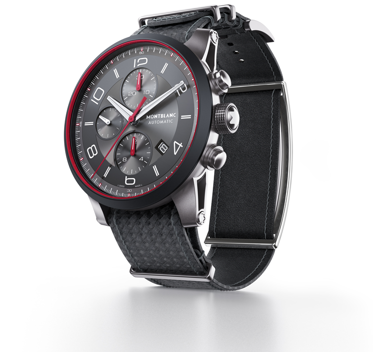 Montblanc's TimeWalker Urban Speed e-Strap