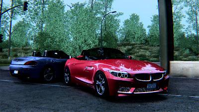 GTA SA - BMW Z4 sDrive28i 2012