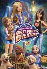 Barbie y sus hermanas en una aventura de perritos (2015) DVDRip Latino