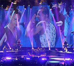 Conciertos de Depeche Mode en Madrid y Barcelona en enero 2014
