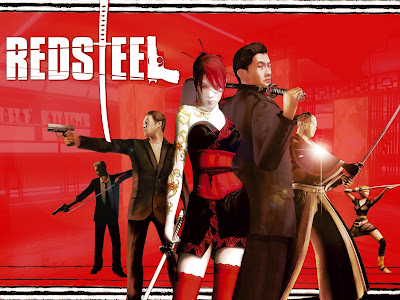 Red Steel Wii Wallpaper