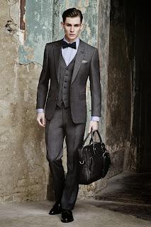 Fall 2014, Savile Row, Firmas internacionales, Patrick Grant, Hammond & Co, Suits and Shirts,