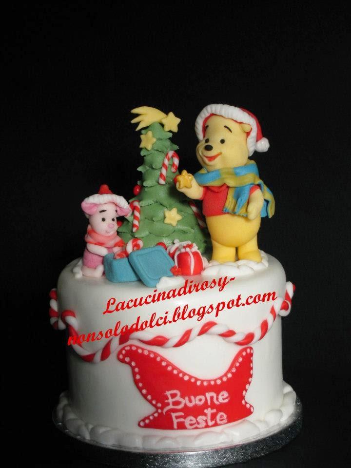 Topper winnie the pooh da la cucina di rosy su akkiapparicette - Cucina winnie the pooh ...