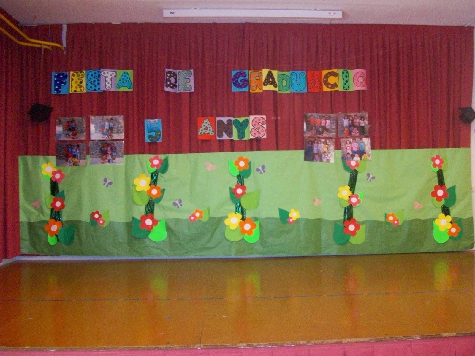 Decoracion graduacion infantil for App decoracion