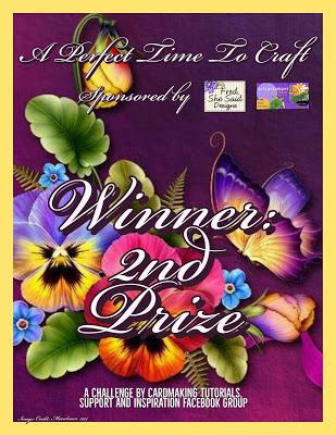 Winnaar 2e prijs