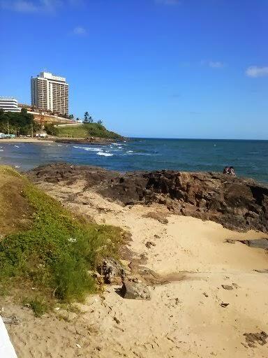 Praia Rio Vermelho - Salvador/Bahia