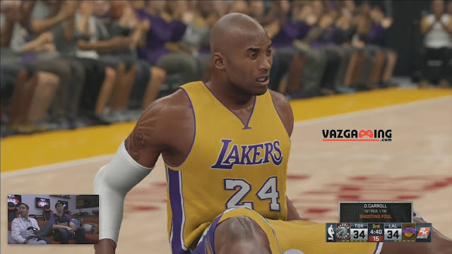 NBA 2K16 Gameplay 2
