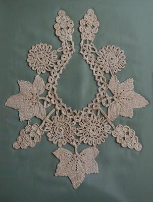 Crochet Collar Patterns Crochet Patterns