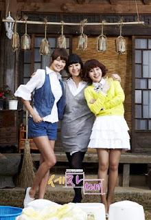 Ba Chị Em | Hàn Quốc