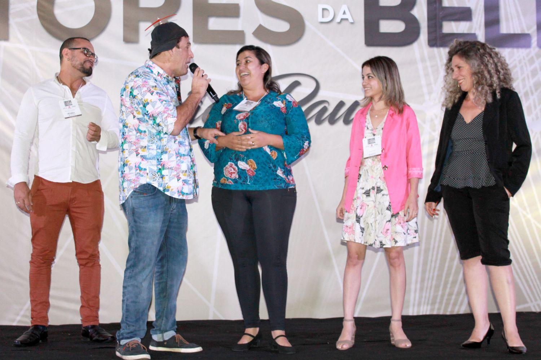 Sérgio Mallandro participa de Fórum de Gestores da Beleza em SP