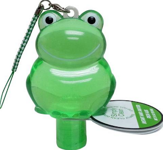 Simply Clean Hand Sanitizer Frog