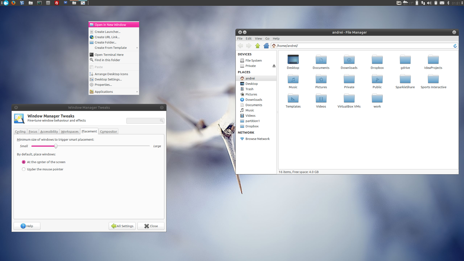 ambiance colors under xfce change color scheme theme