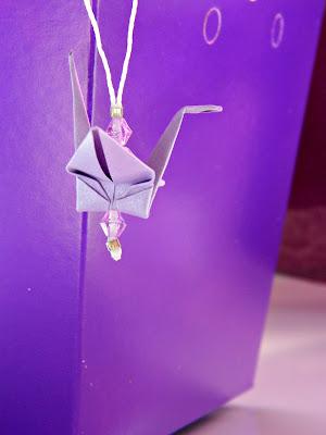 origami e tsurú passo a passo