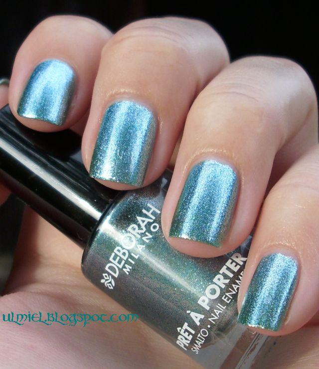 Did someone say nail polish?: Deborah Milano Pret A Porter ...