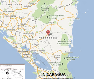 NICARAGUA google maps 2012
