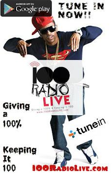 100RadioLive App