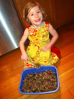 Kitty Litter Cake Tutorial