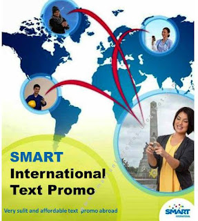 SMART International Text Promo
