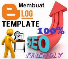 cara mengedit template blog menjadi lebih SEO friendly lewat EDIT HTML
