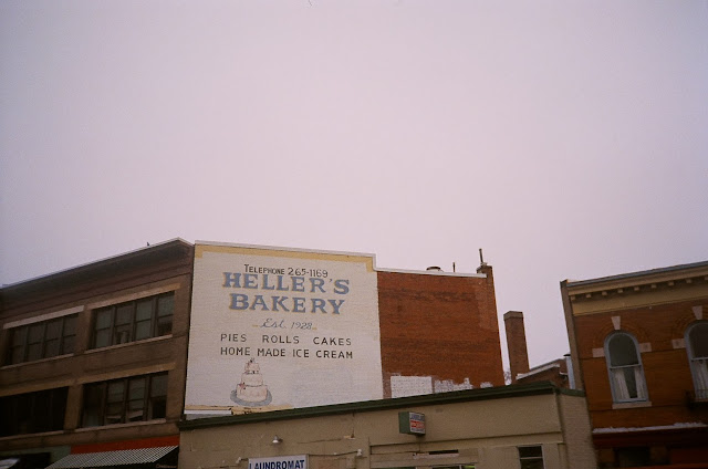 Heller's Bakery Mural in Mount Pleasant, Washington, D.C.