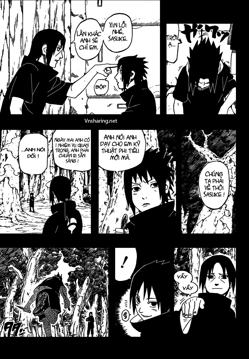 Naruto chap 402 Trang 5 - Mangak.info