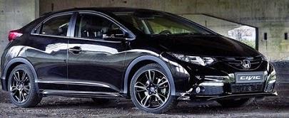 Civic Black Edition