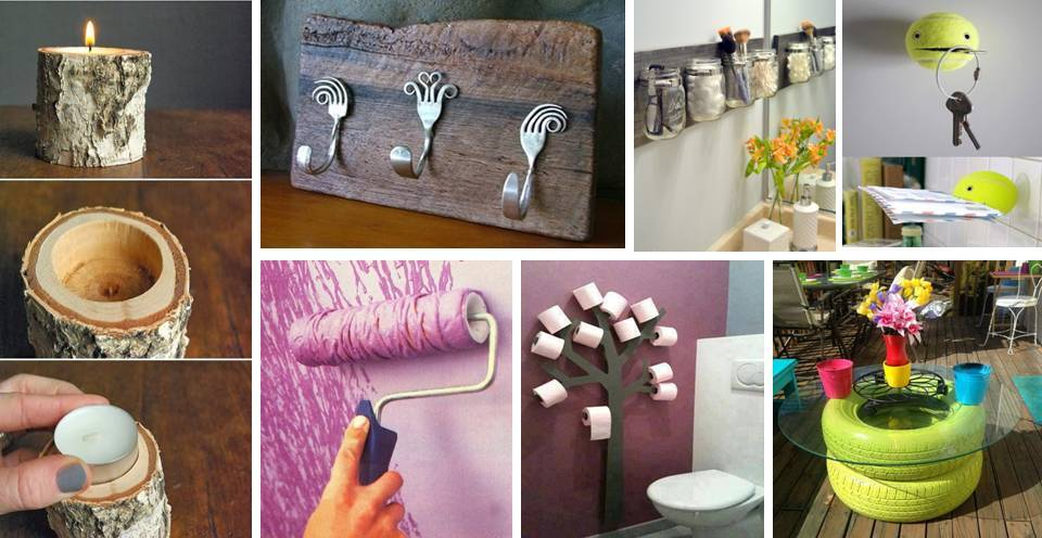 Home Decor Creative And Useful Diy Projects That You Can Make Yourself
