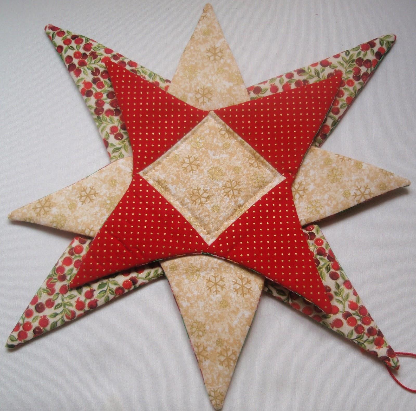 Los angeles de patchwork patrones del arbol navidad auto - Como decorar un arbol de navidad ...