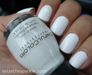 Snow Me White SinfulColors