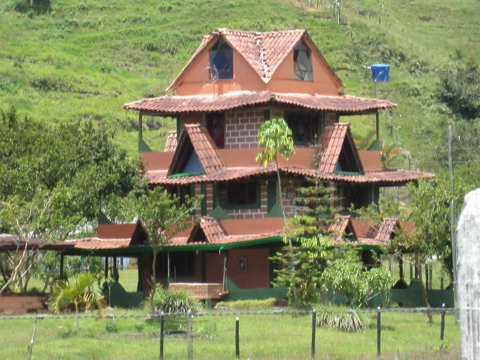 Casas prefabricadas casa real dise os especiales for Casas especiales