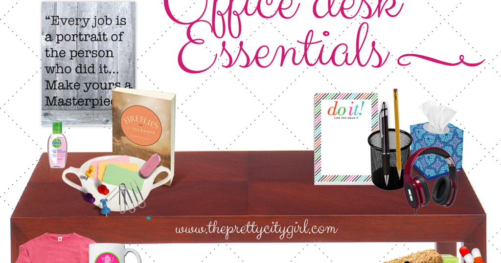 Office desk essentials for Inspirational quotes for office notice board
