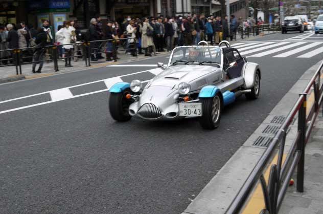 Japanese Roadster