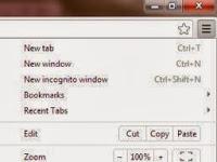 Cara Mengetahui Versi Google Chrome Kita