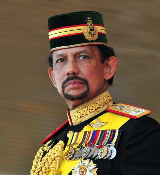 Sultan Hassanal Bolkiah of Brunei Net Worth