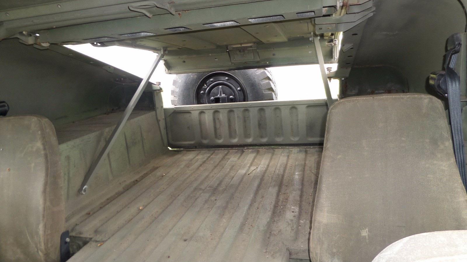Subaru Diesel Usa >> 1986 American General Humvee Slant Back - 4x4 Cars