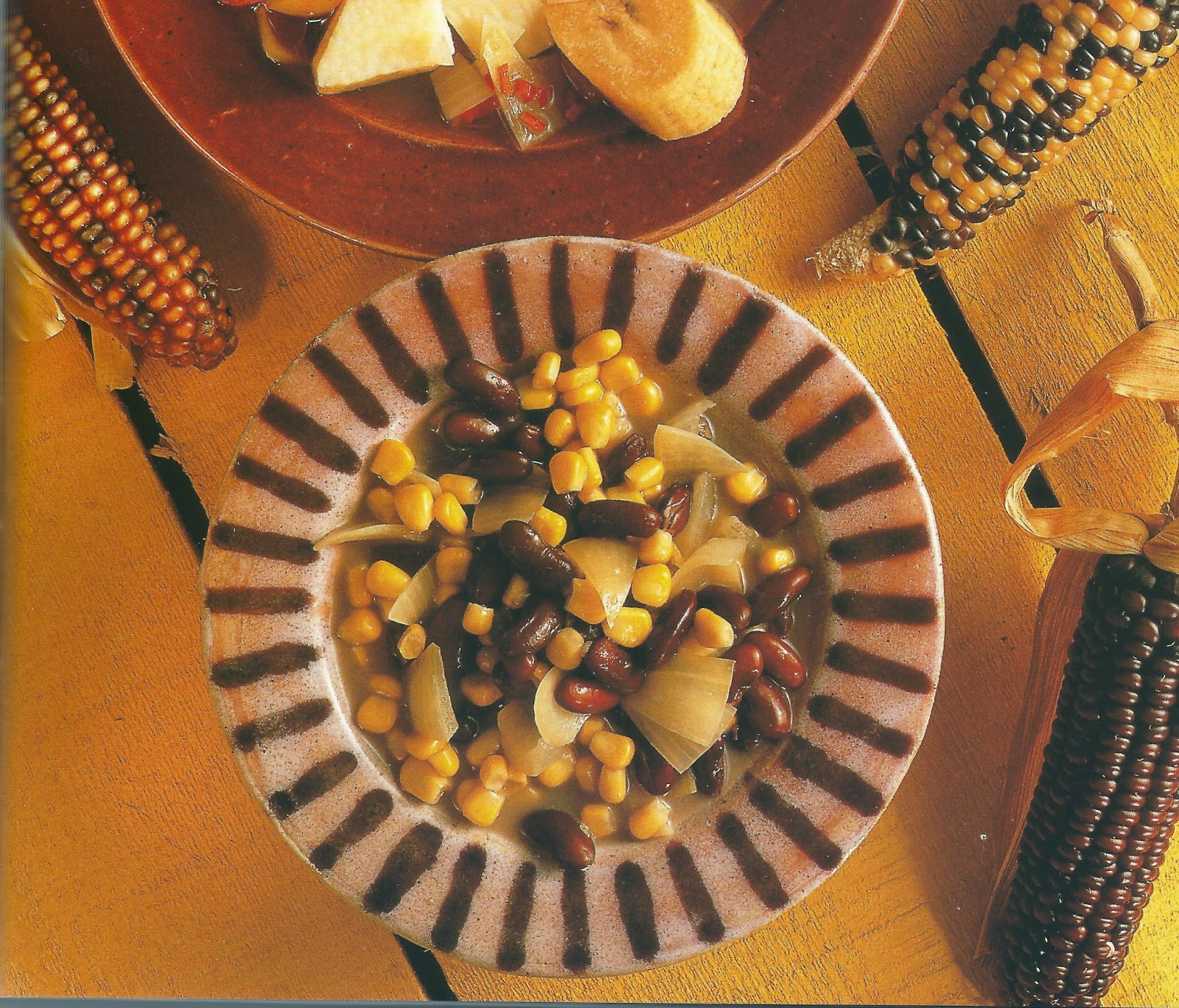 Coping badly recipe quick cook tanzanian makande sweetcorn according to the recipe book this is from the african middle eastern cookbook josephine bacon and jenni fleetwood which is where i got the picture solutioingenieria Choice Image