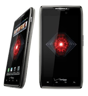 Verizon Motorola Droid Razr XT912