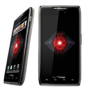 Verizon Motorola Droid Razr XT912
