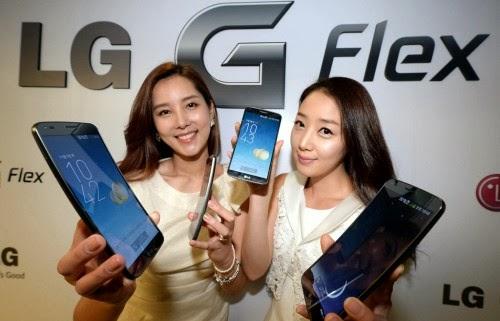 Dal 12 novembre iniziano le vendite in Corea dello smartphone curvo Lg G FLex, arriverà comunque anche in Europa