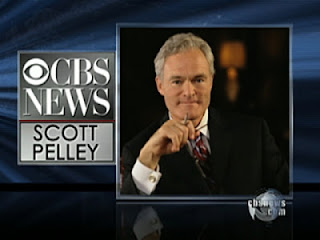 Cbs Evening News With Scott Pelley Cbs (please note the small ""