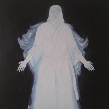 ISUS in slava - 50x50 cm - 150 lei