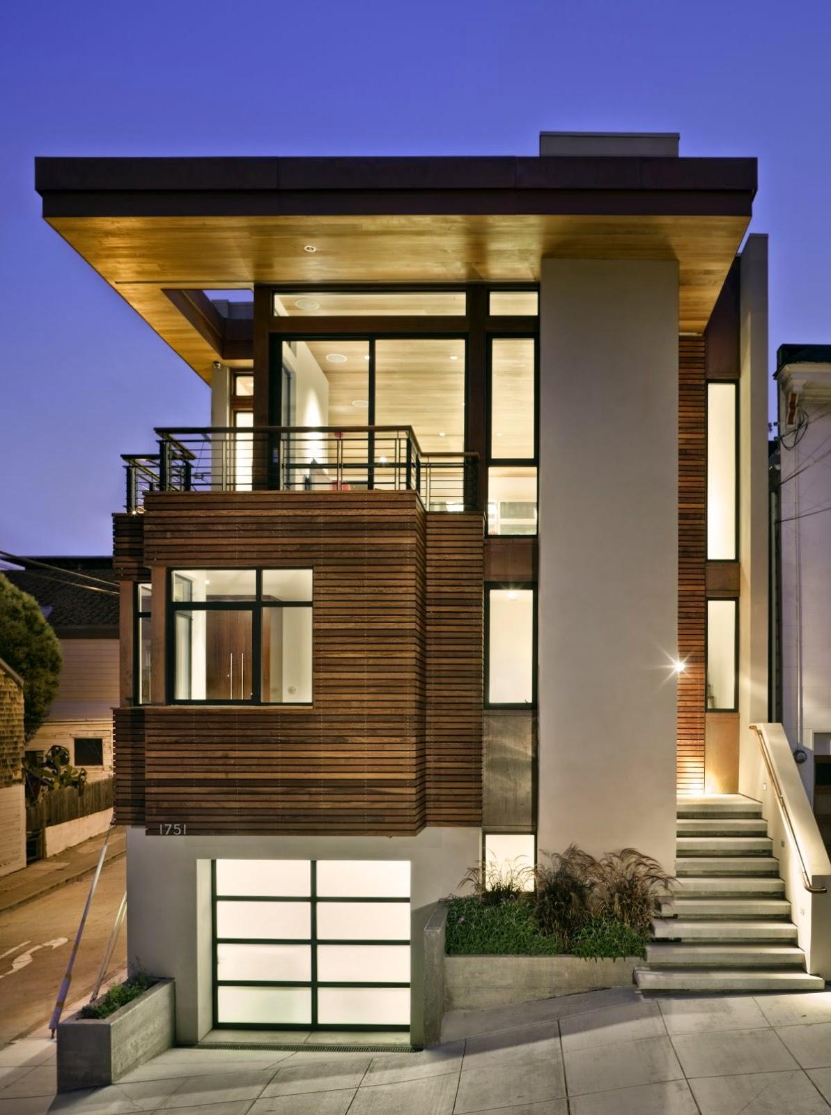 Desain Rumah Idaman Gaya Kontemporer