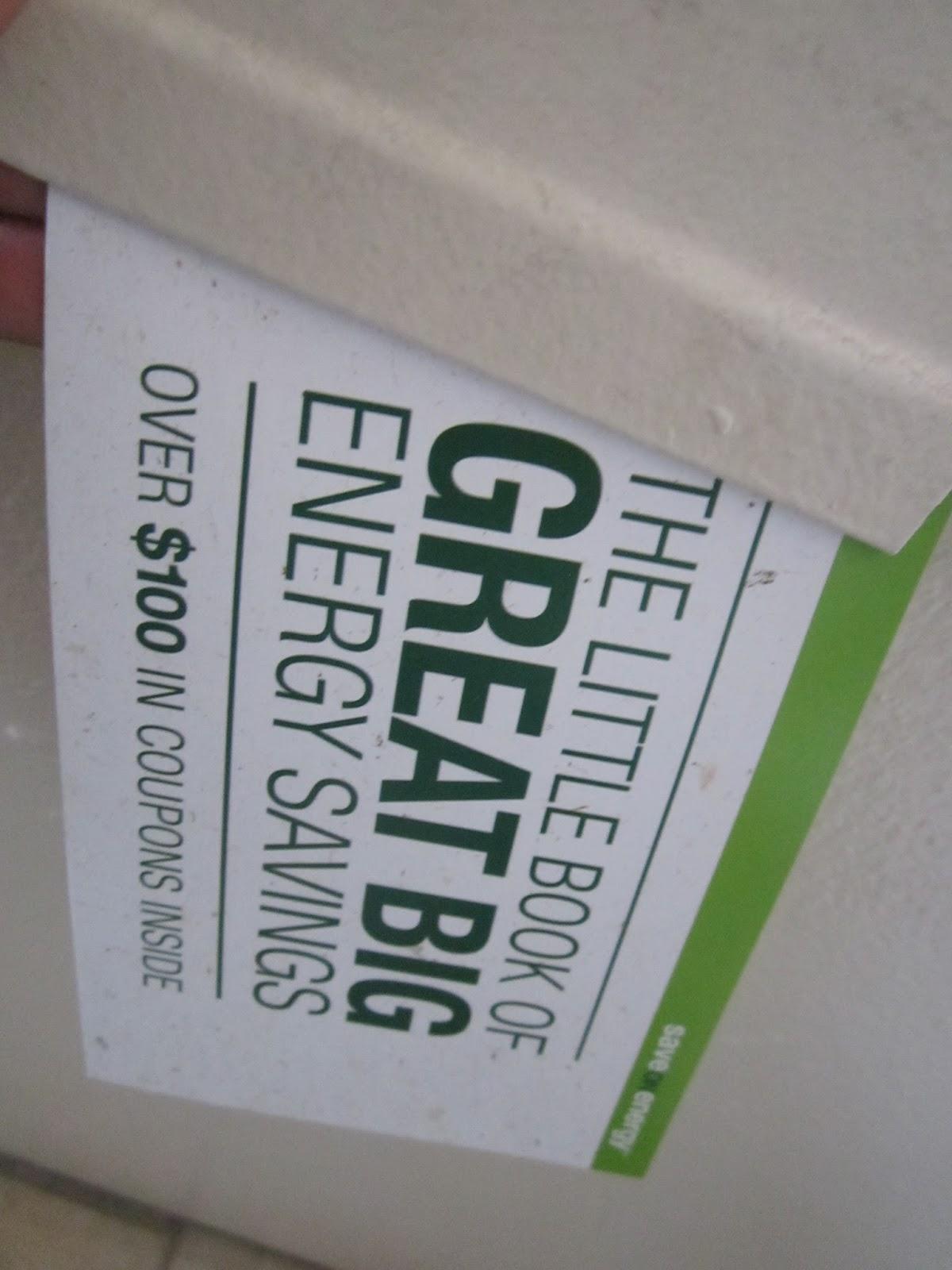 energy savings coupons