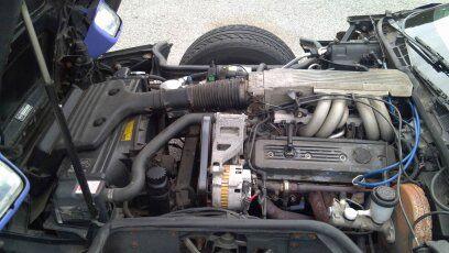 Daily Turismo: 5k Horrorod: 1987 Chevy Corvette - The ...
