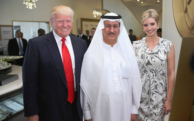 Trump Only Loves Rich Muslims Who Give Him Money