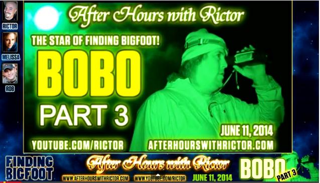 Finding Bigfoot Interview