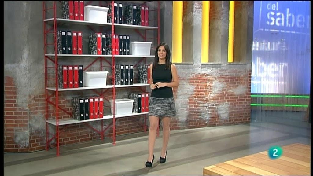 MARIA JOSE GARCIA, LA AVENTURA DEL SABER (21.01.14)